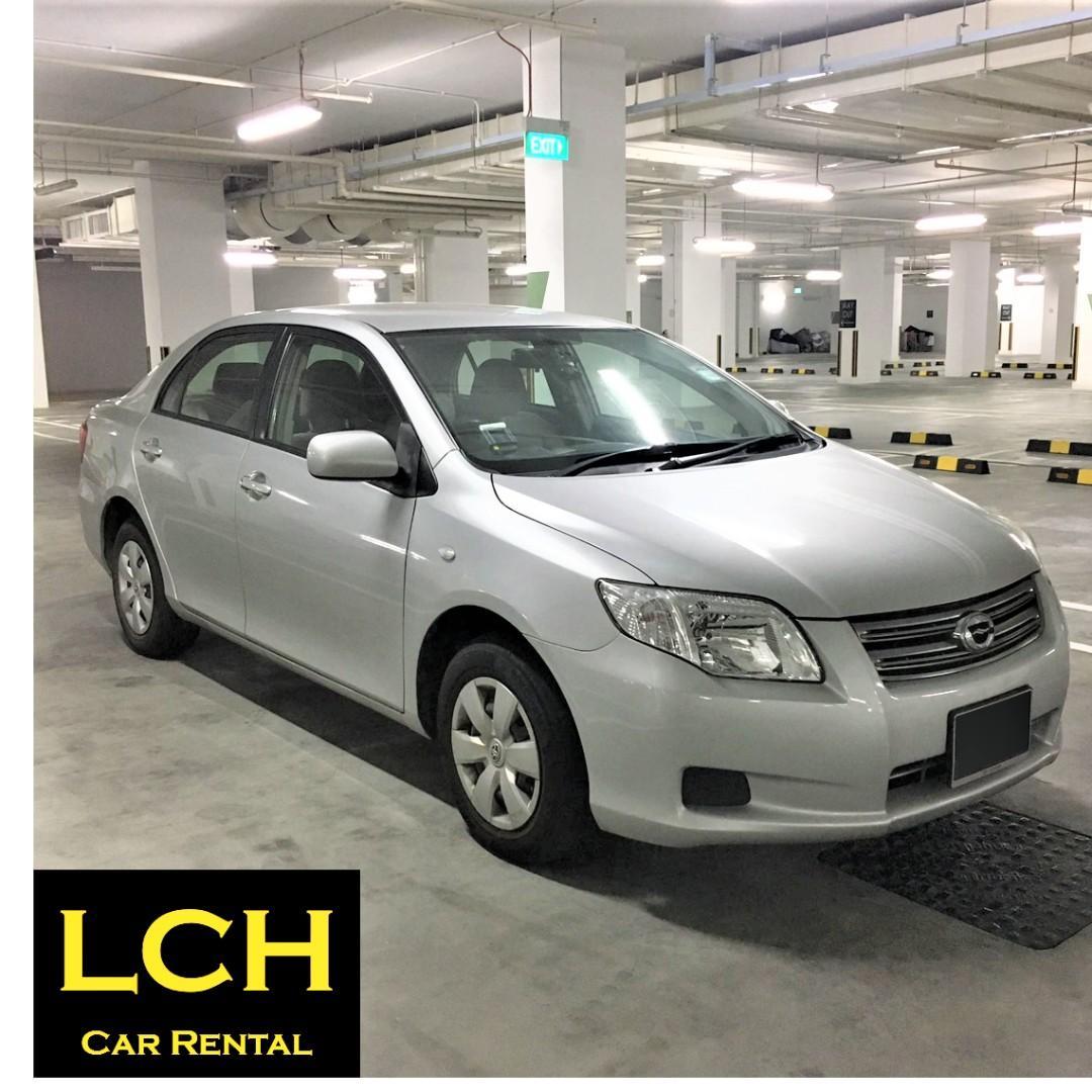 Car Rental #Gojek #Grabcar