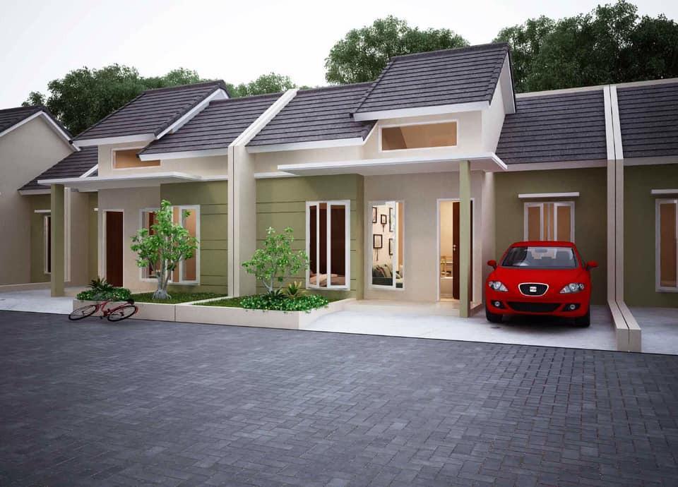 GRATIS ISTRI MUDA Tiap beli unit rumah di town house Jati Asih, tanpa di undi !