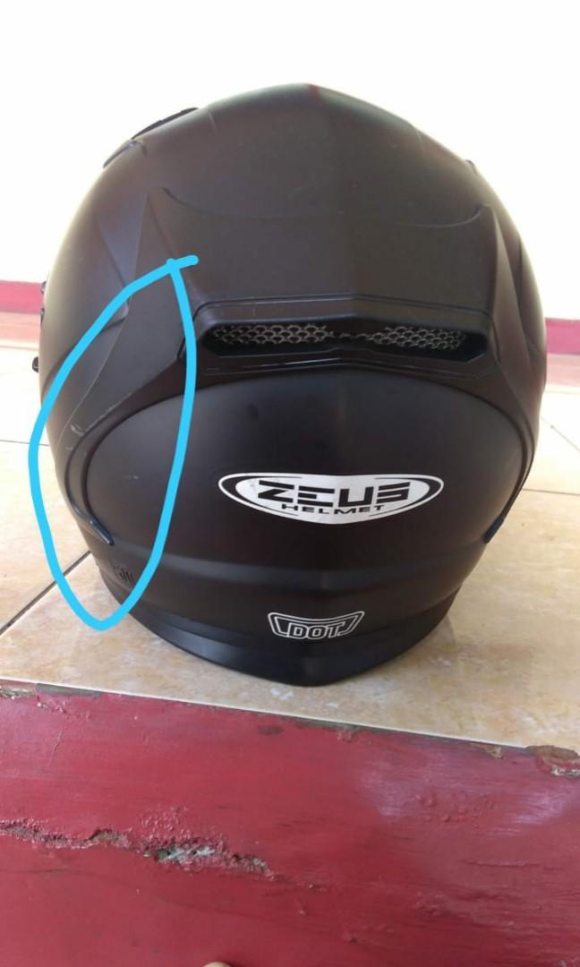 Helm Zeus ZS813