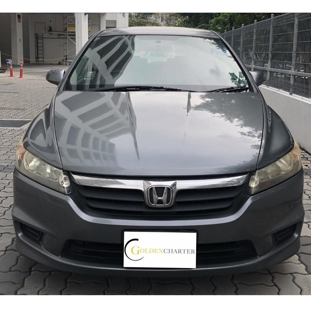 Honda Stream Ready For Rent ! Grab   Tada   Ryde   Gojek   Rental Rebate   Personal