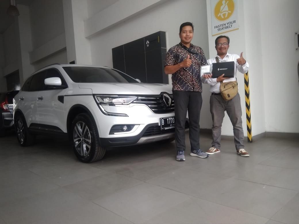 Hyundai Santa Fe VS Renault KOLEOS Signature #makinhoki