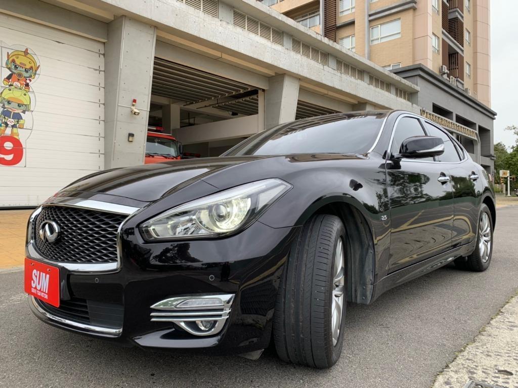 Infiniti / 極致 Q70 2.5  一手車 里程保證 原鈑件 實車實價 拒絕泡水車事故車 非自售