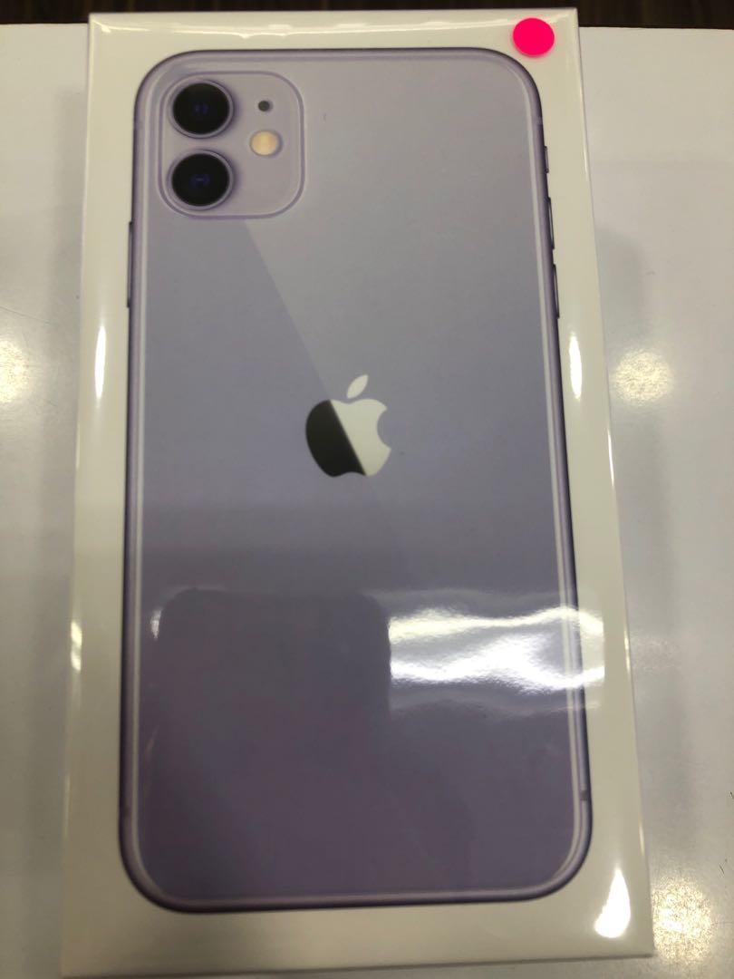 iphone 11 128gb purple seal set