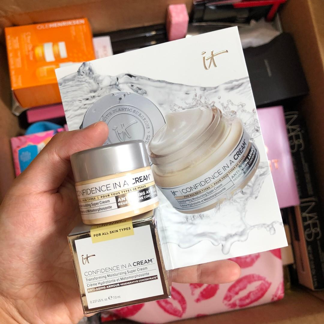 IT Cosmetics Confidence in a Cream 保濕 抗衰老 面霜 (7ml)