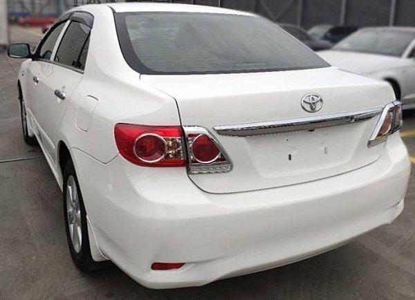 Jc car 2012年 Toyota Altis 1.8L 低里程女用車庫車 恆溫空調 大螢幕影音 省油省稅 代步首選