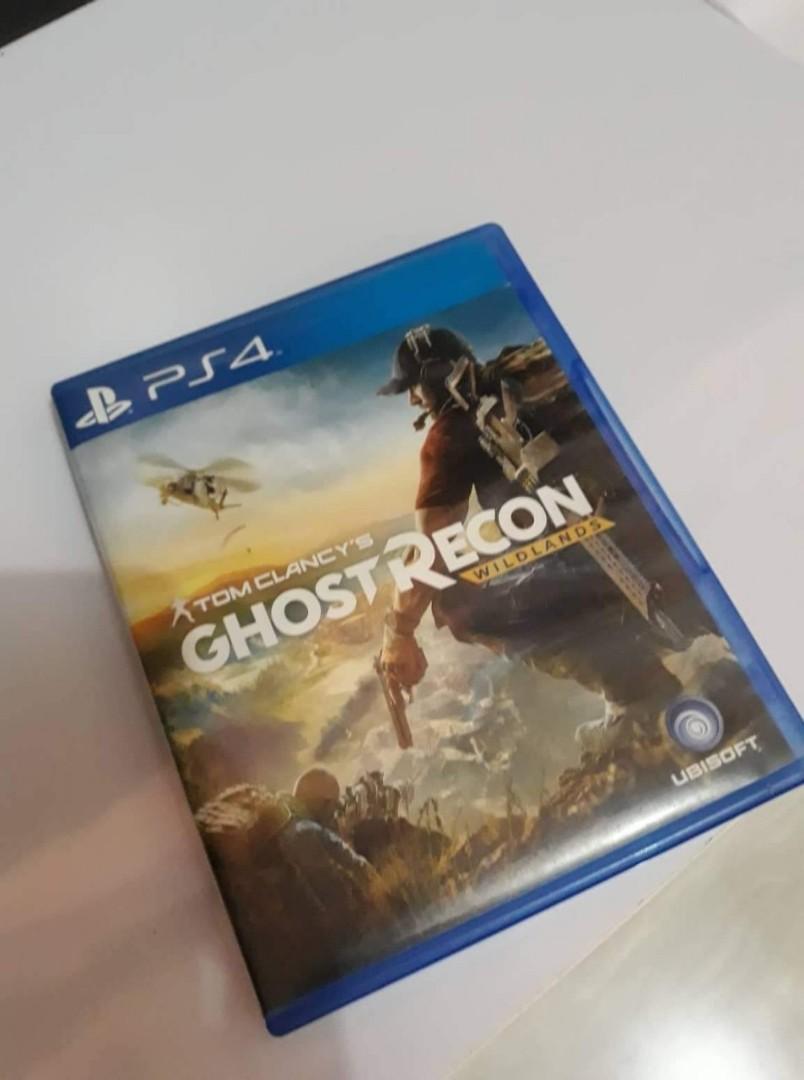 KASET PS4 BDPS4 Tom Clancy's GHOST RECON Wildland's