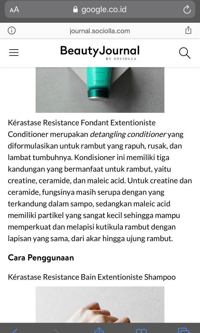 Kerastase Conditioner