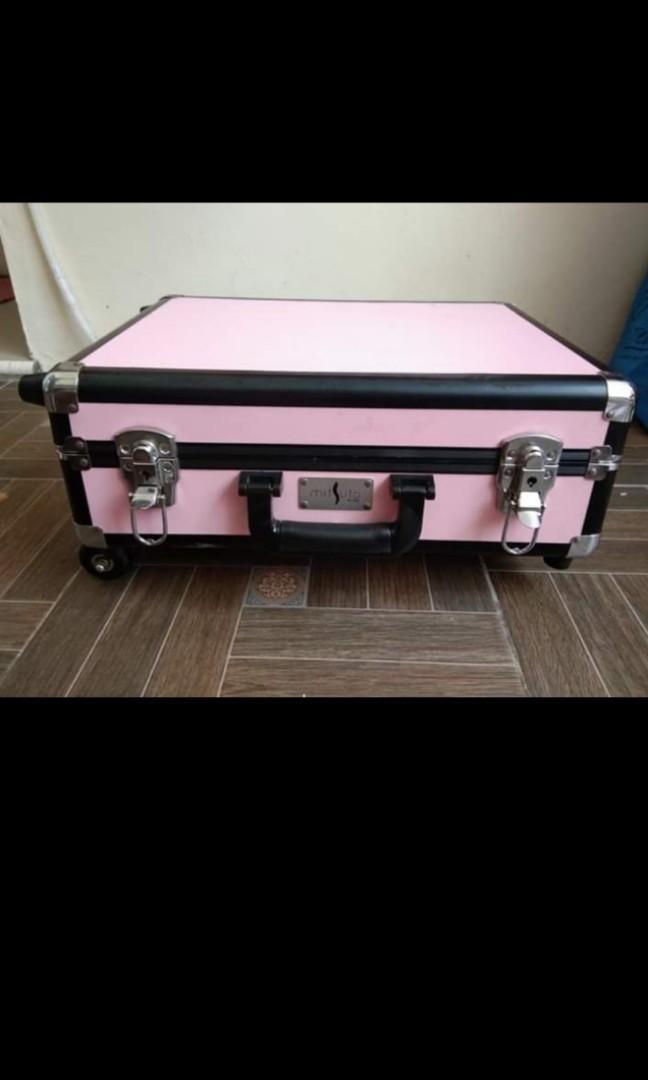 Koper beauty case