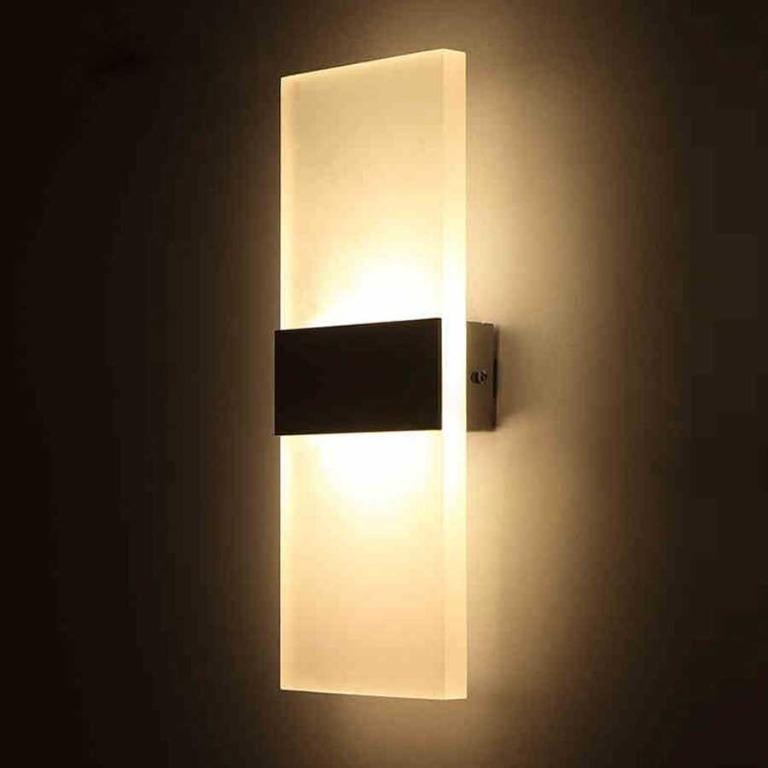 Lampu Hias Dinding LED Corridor Light 6W 2700-3500K Warm White - F0011 TItanGadget
