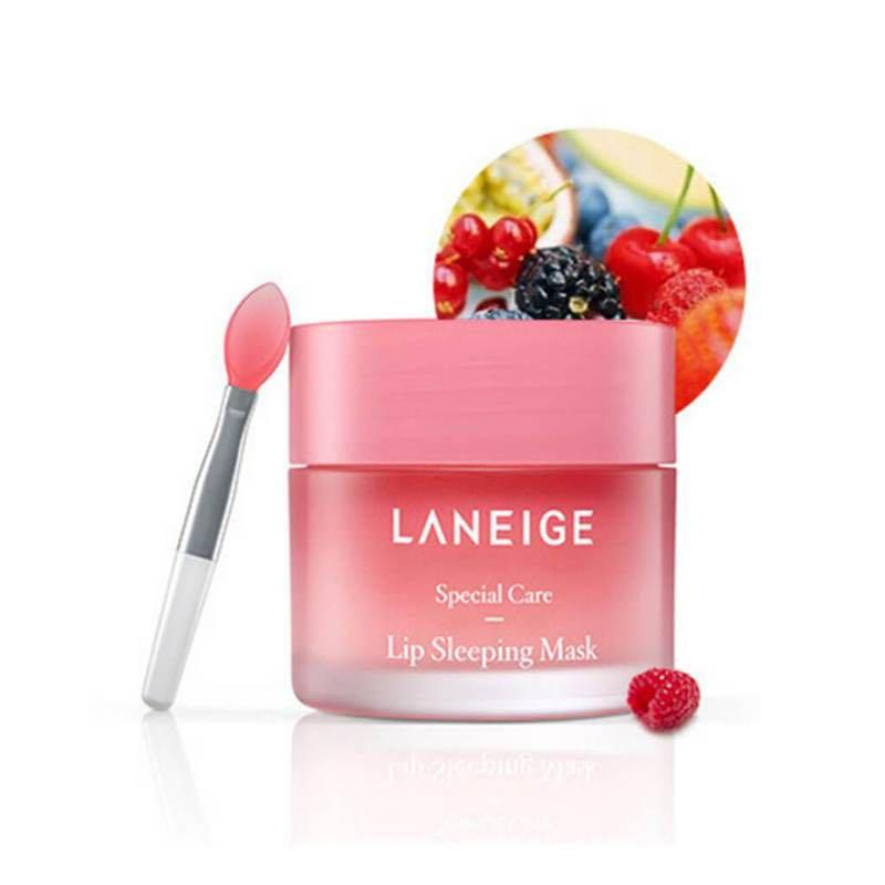 👄LANEIGE 蘭芝水潤修護唇膜 20g ( LANEIGE Lip Sleeping Mask Berry) Laneige 水潤修護睡眠唇膜