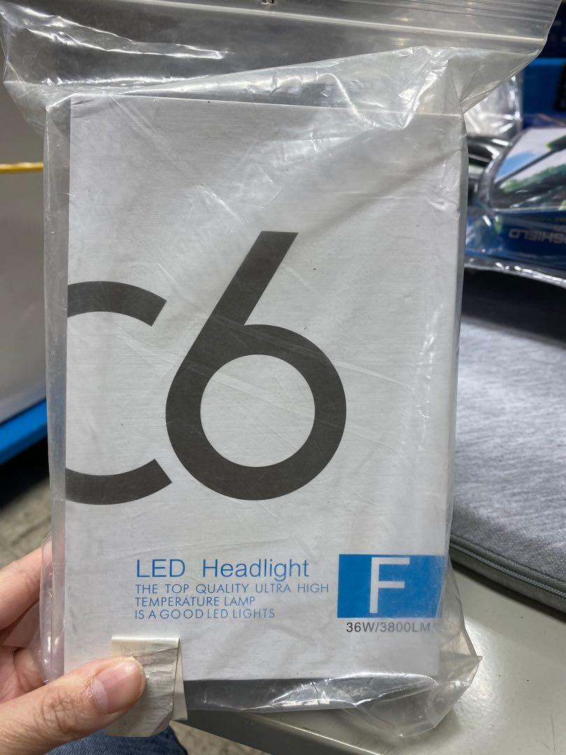 汽車LED燈 汽車車頭燈 特價車頭燈H4
