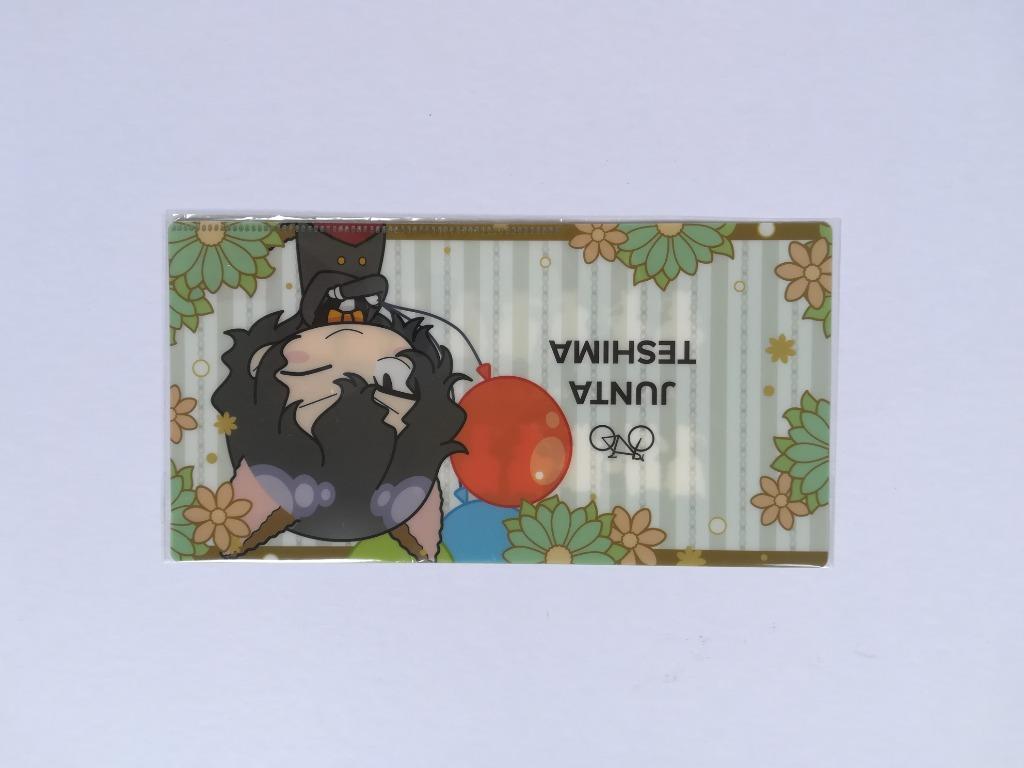 (Limited) Yowamushi Pedal in NamjaTown 20th Anniversary - Junta Teshima - Ticket Holder / Ticket File