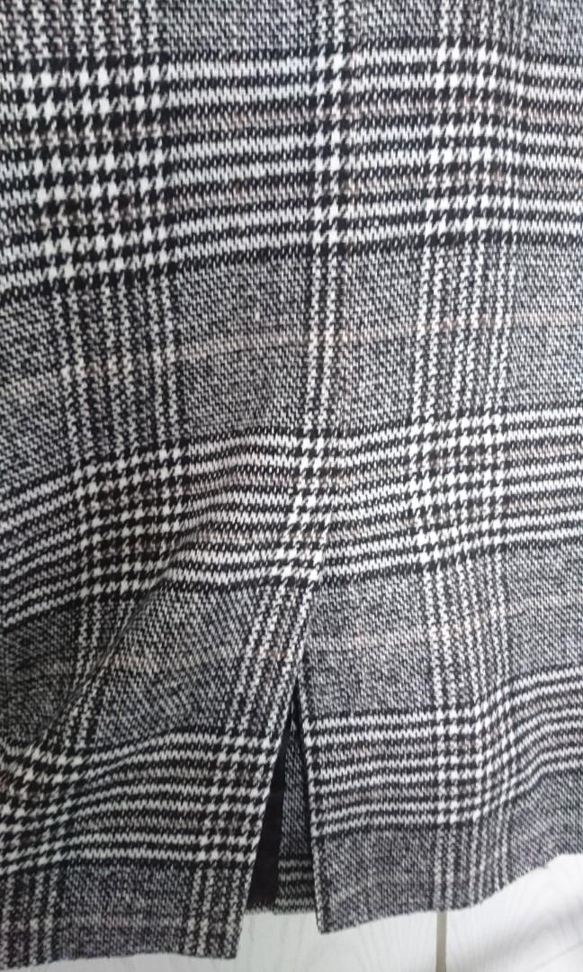 Long Winter suit Jacket for Women