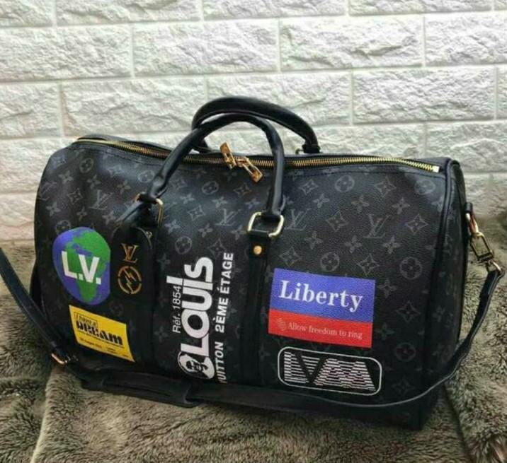 Louis Vuitton premium travel bag