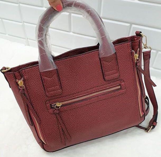 Mango Zipper Bag