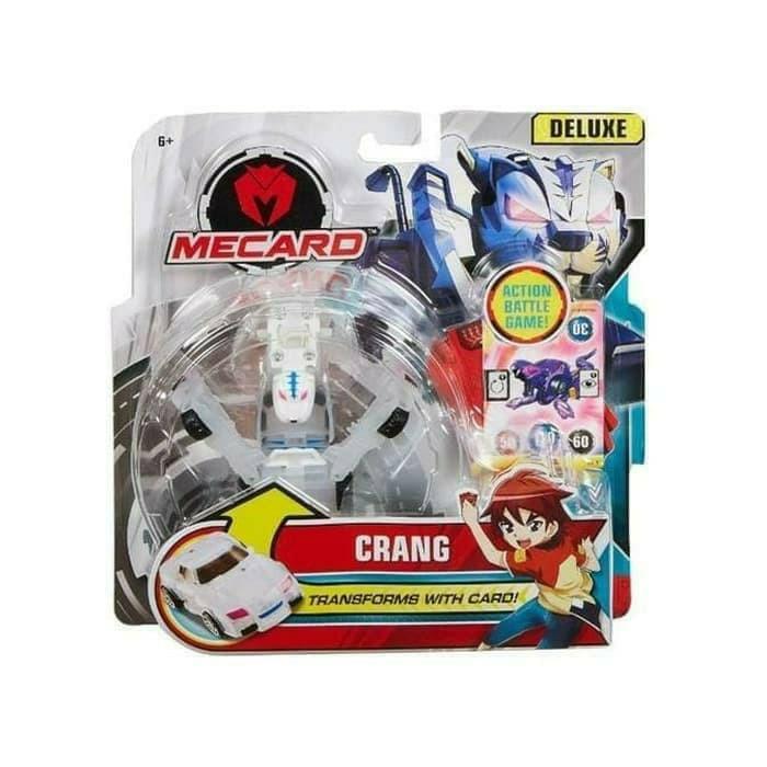 Mecard Deluxe Crang Ori Mattel