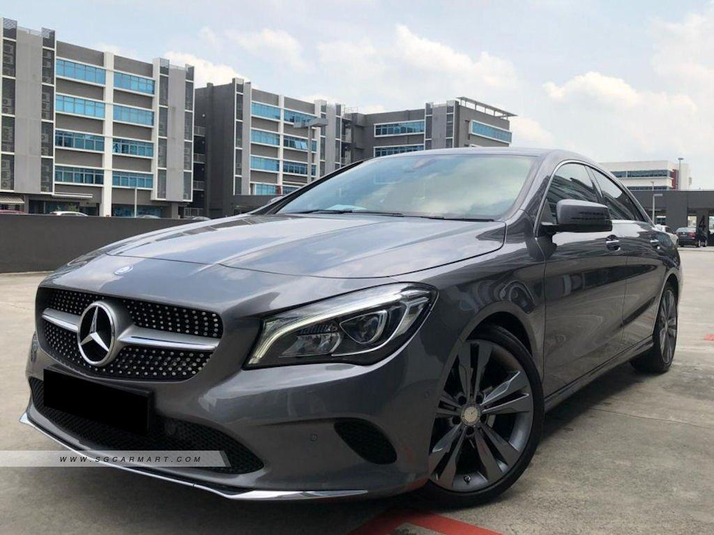 MERCEDES BENZ CLA200 COUPE URBAN (R18 LED)