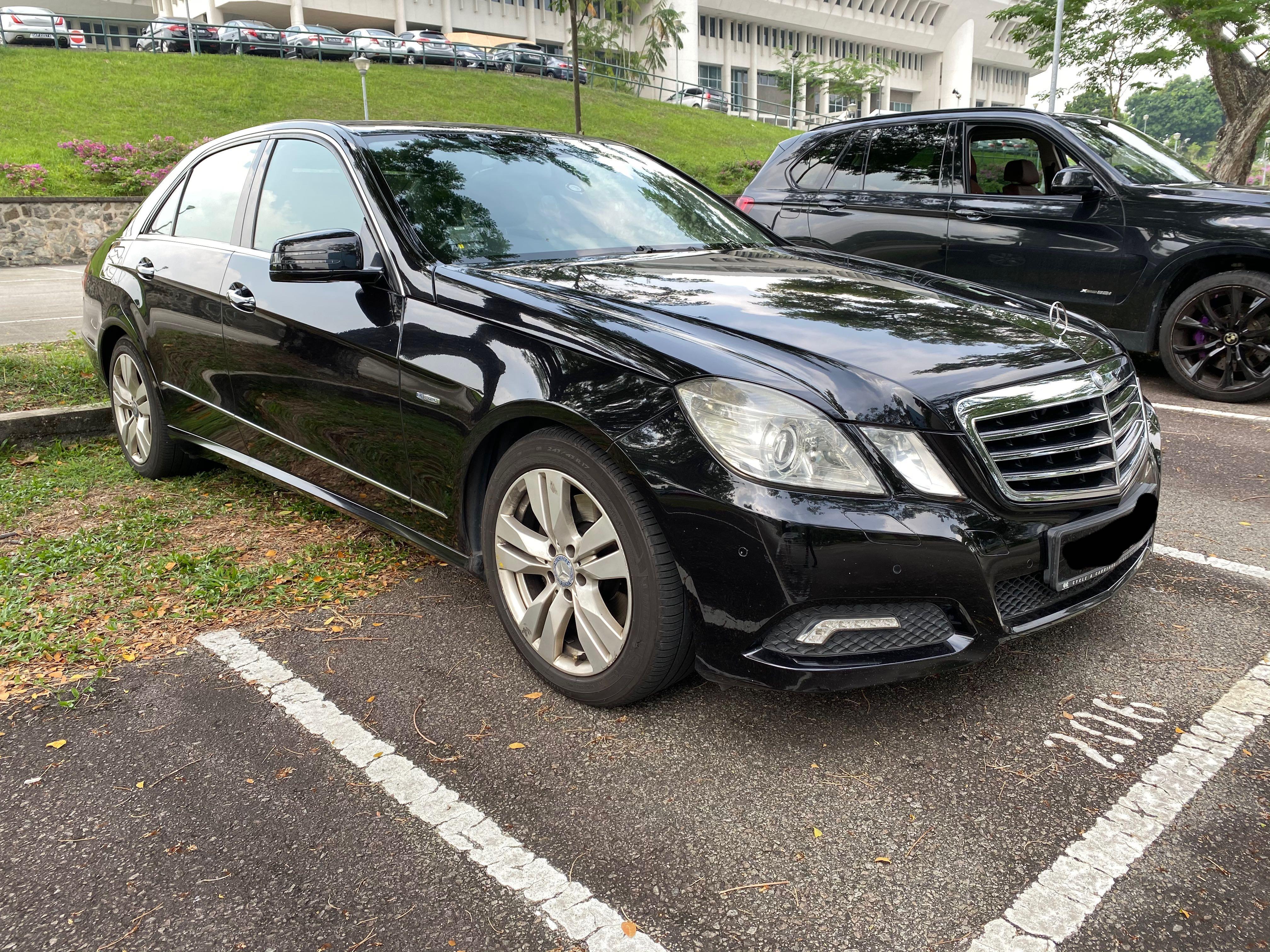 Mercedes E250 E-class w212
