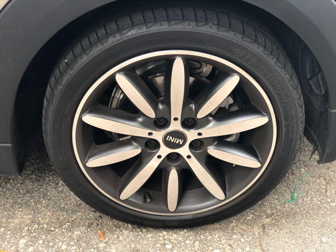 MINI Cooper Cabriolet (A)
