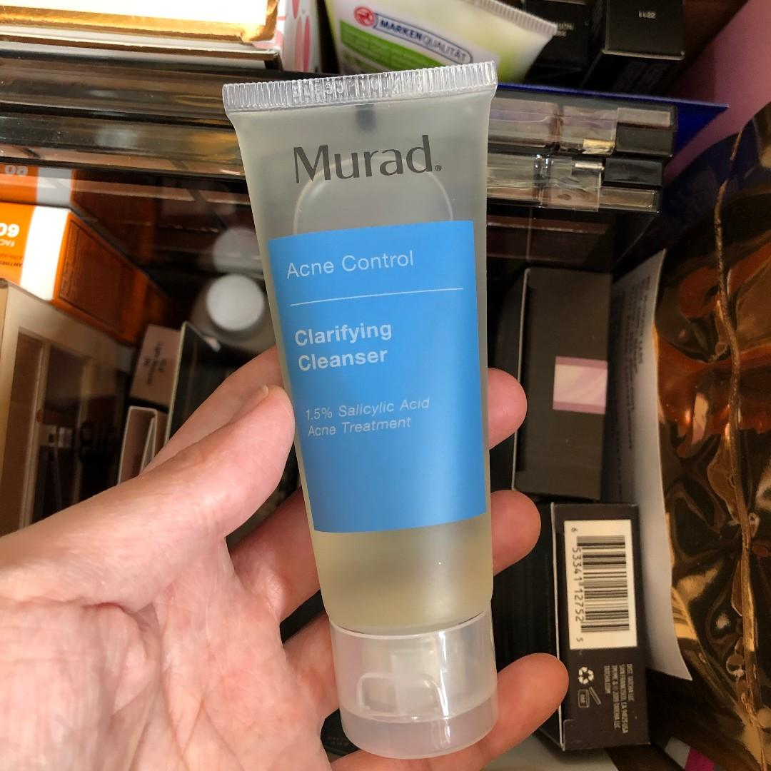 Murad Acne Control Clarifying Cleanser (45ml) 去暗瘡潔面啫喱 含1.5%水楊酸