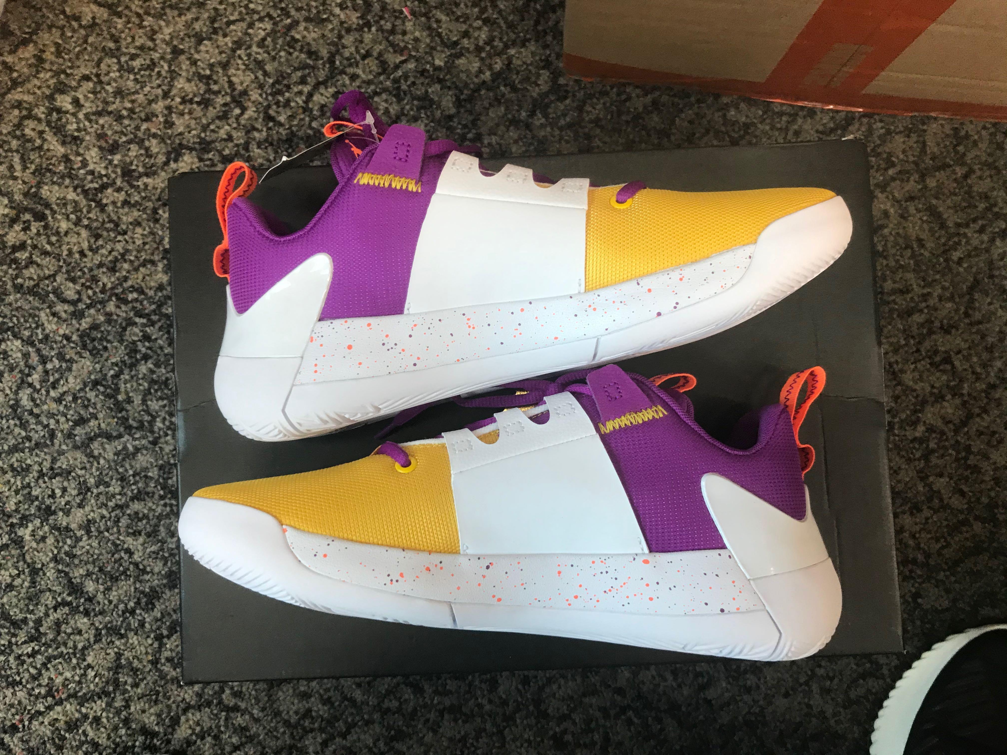 Nike Jordan Zoom Zero Gravity US7.5