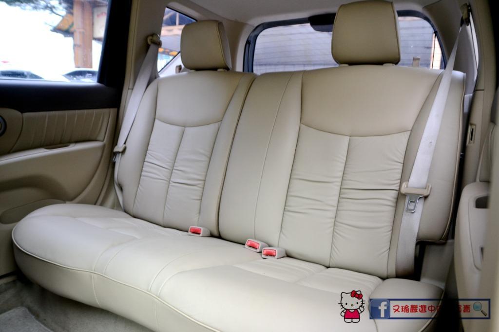 裕隆Nissan Livina 1.6 小休旅 5門掀背