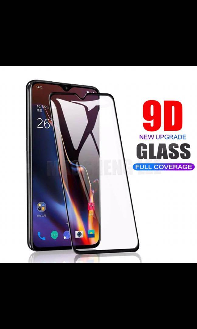 OnePlus 6T Tempered Glass