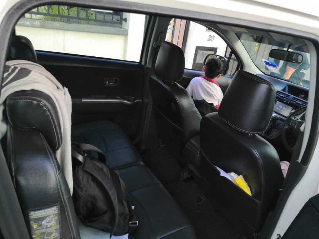 PERODUA ALZA - 1500 AV (AUTO) FULL SPEC WITH LEATHER SEAT