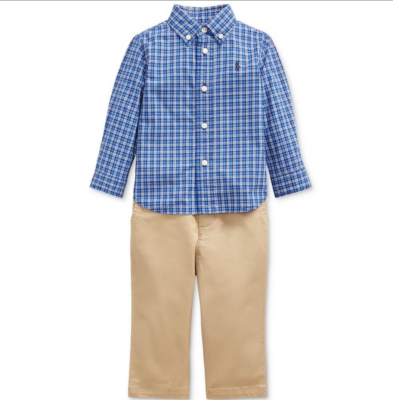 Polo Ralph Lauren 童裝恤衫
