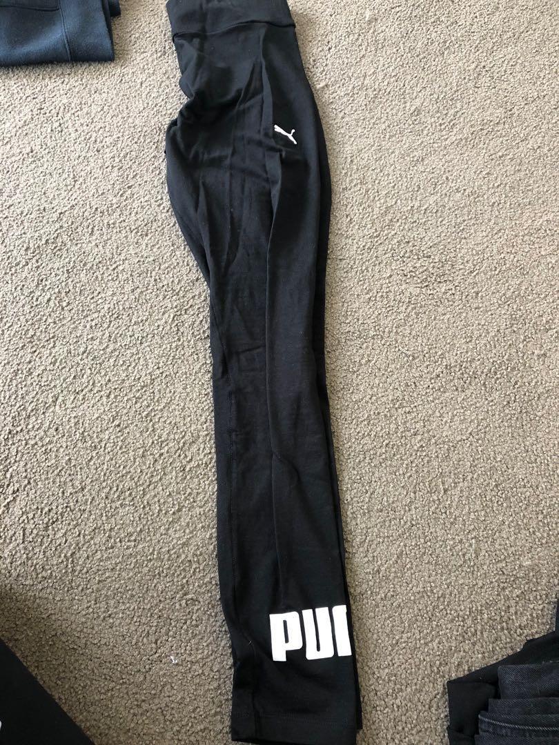Puma workout leggings
