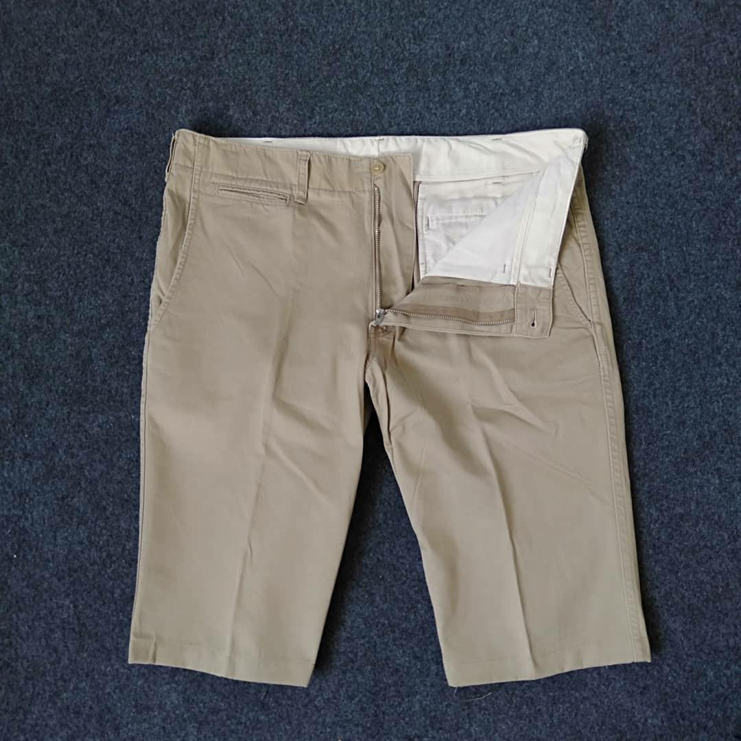 Short pants Chino light creem