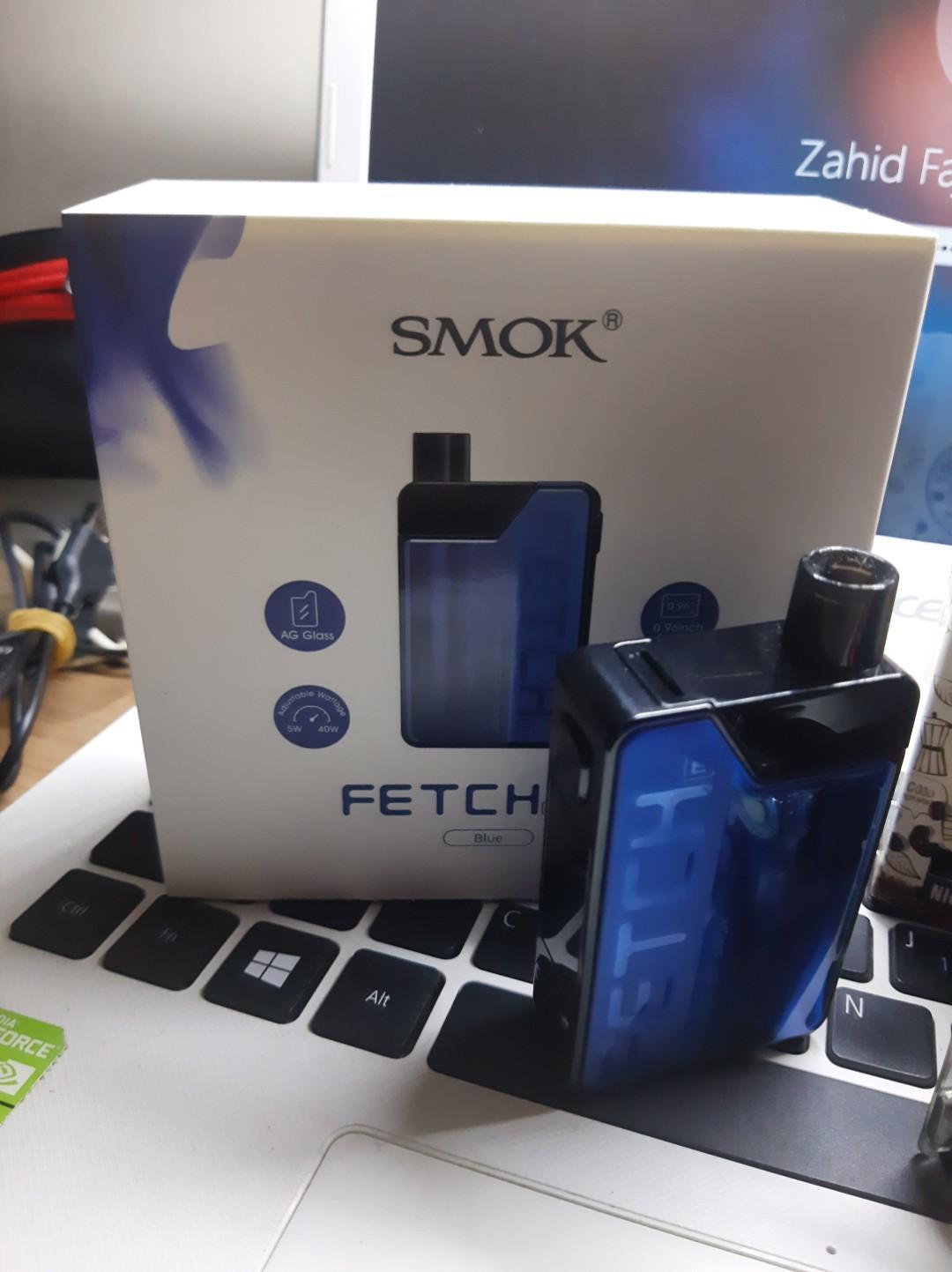 SMOK FETCH POD MOD 40W