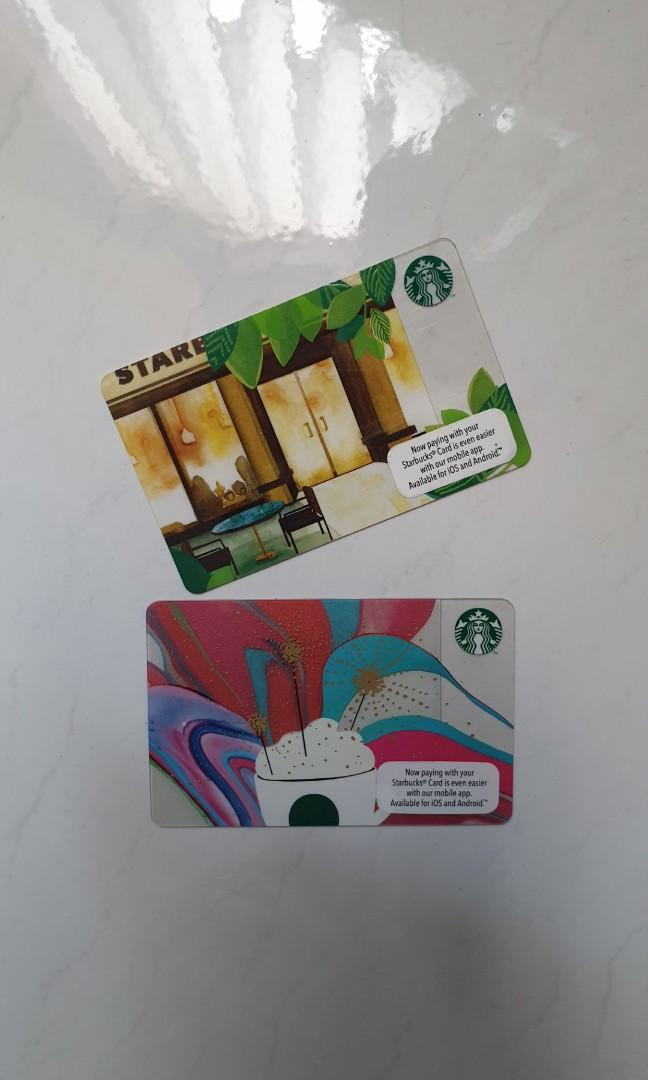 Starbucks card paul and joe malaysia