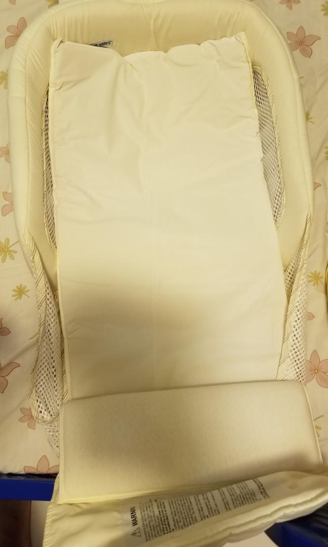 初生嬰兒睡床 初生嬰兒睡籃 初生嬰兒分隔床 The First Years - Close and Secure Baby Sleeper