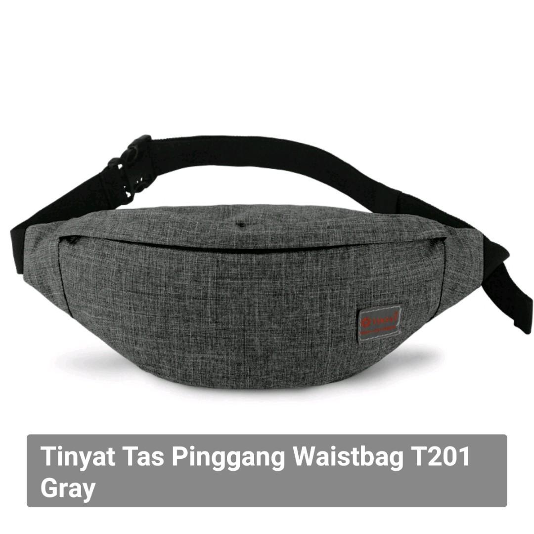 Tinyat Tas Pinggang Waistbag T201 Gray