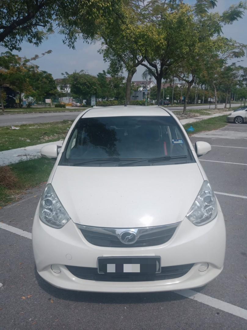 Tip Top Perodua Myvi Icon Premium 1.3 (A) Kereta Sewa Selangor KL