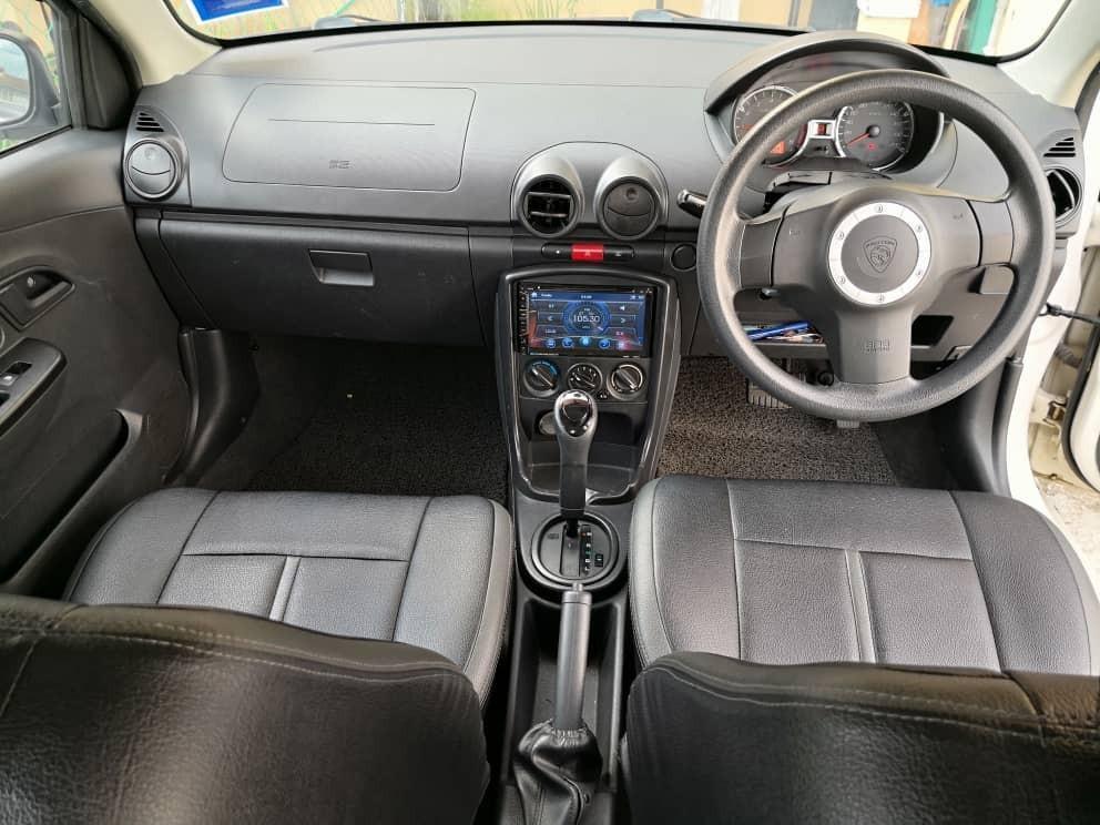 Tip Top Proton Saga FLX 1.3 (A) Kereta Sewa Murah Selangor KL
