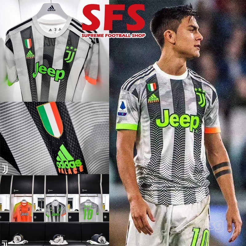Top Quality 19 20 Juventus Palace Fourth Kit Football Jersey Shit Men Version Sports Sports Apparel On Carousell