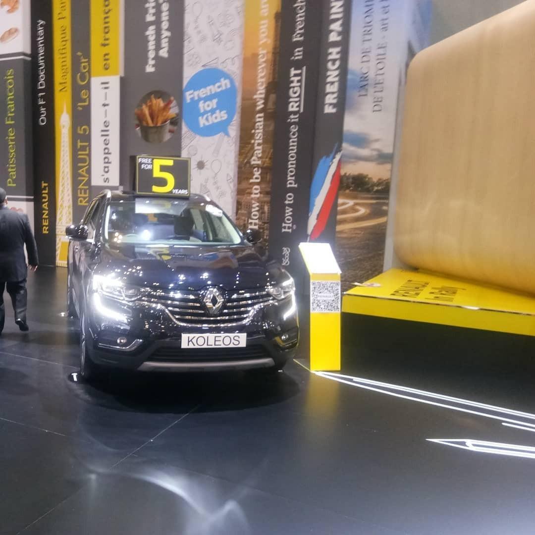 Toyota Fortuner VS Renault KOLEOS Signature #makinhoki