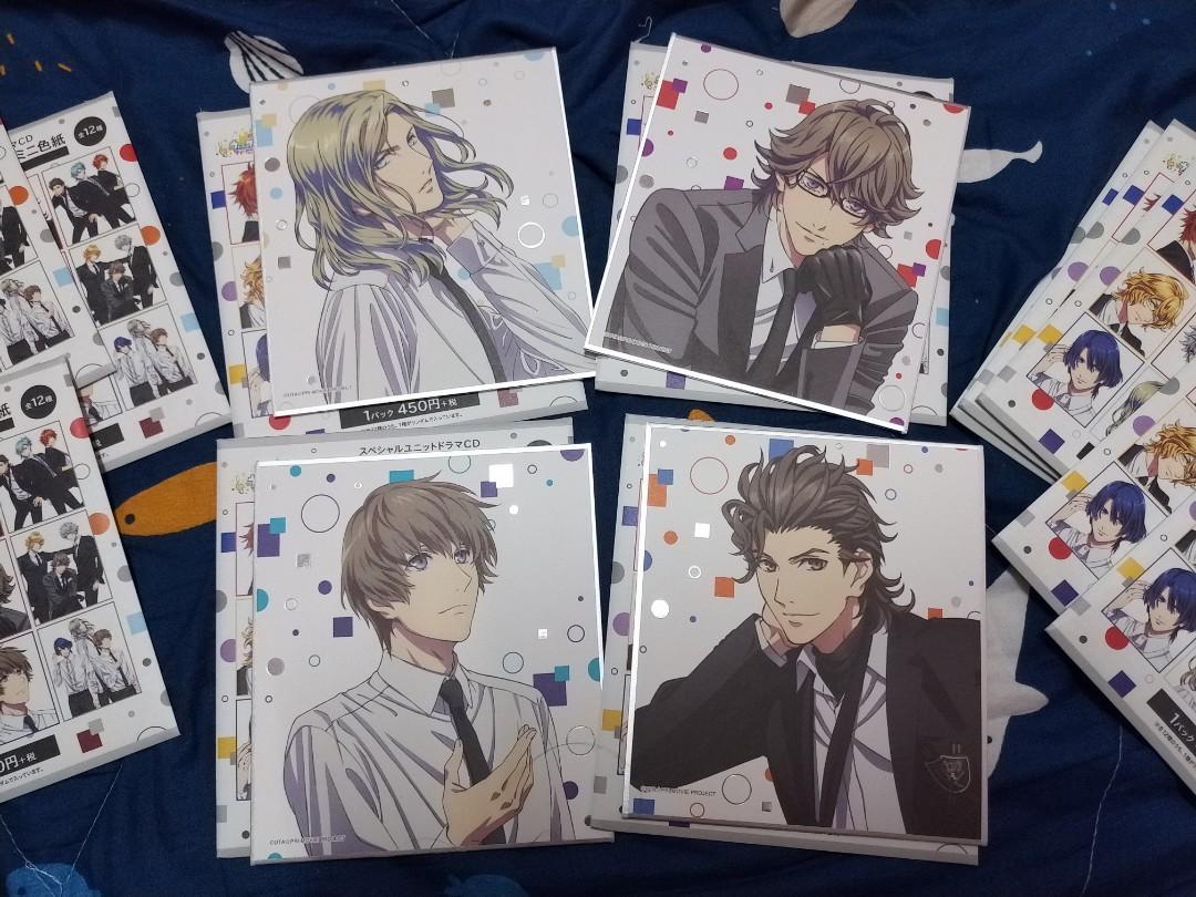 Uta no Prince Sama Movie : Maji Love Kingdom Shikishi [ OFFICIAL ]