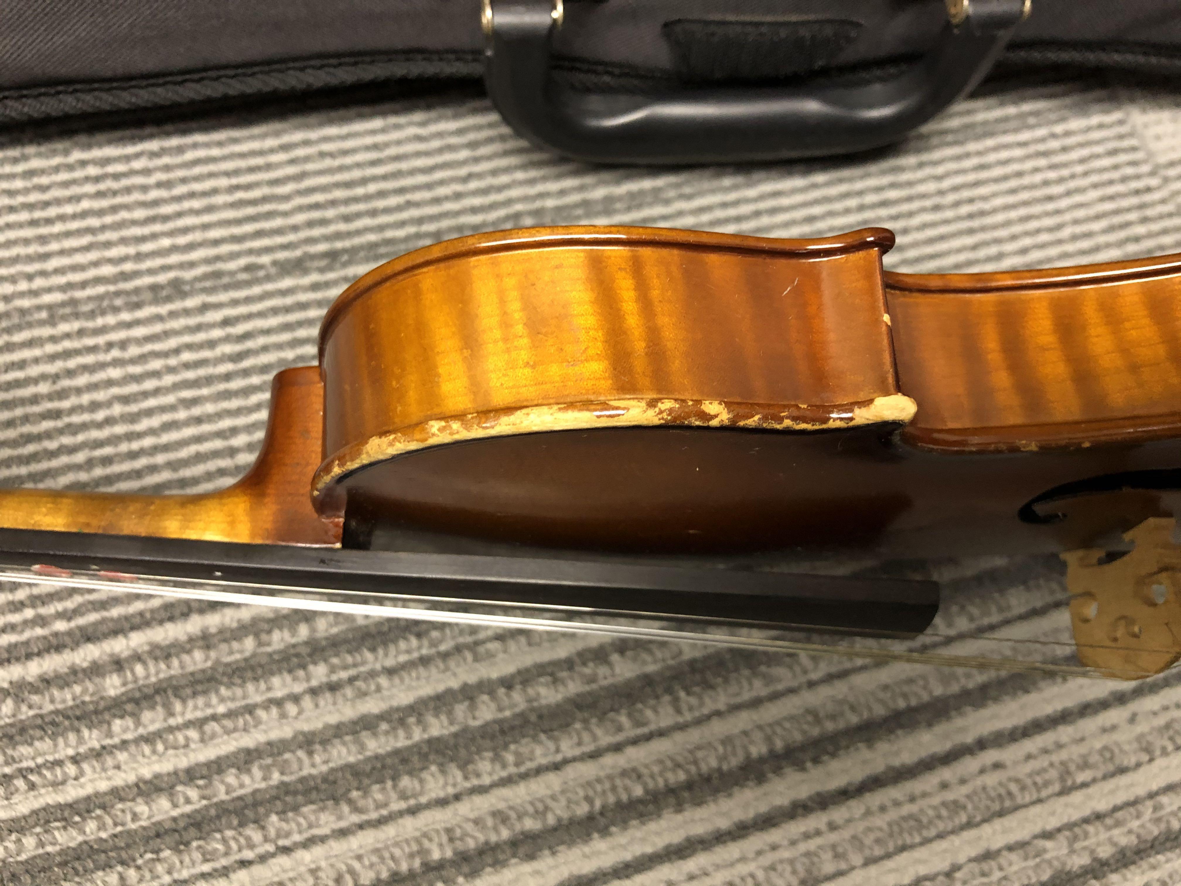 Violmaster Prima Violin (size 1/4) #newbieOct19