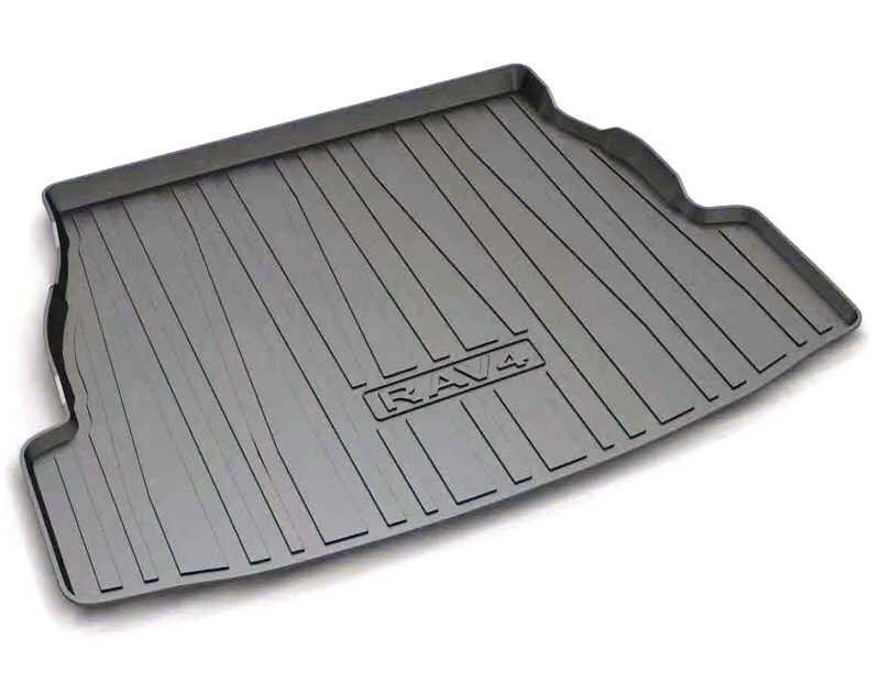 Waterproof TPO Boot Mat/ Tray for Toyota Rav 4 (Year 2020)