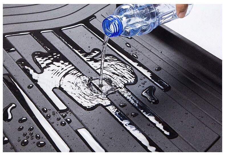 Waterproof TPO Boot Mat/ Tray for Toyota Rav 4 (Year 2020)