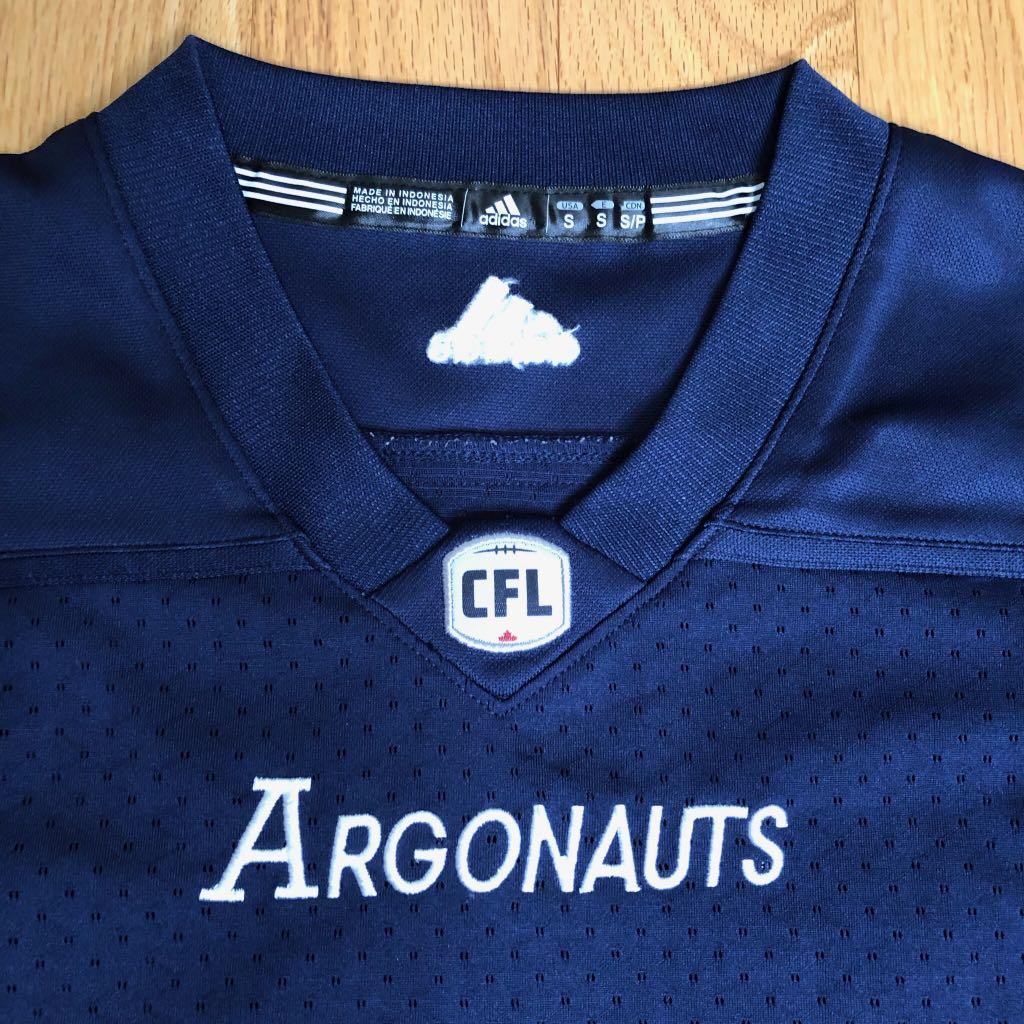 Women's Adidas Toronto Argonauts Jersey - Size Small