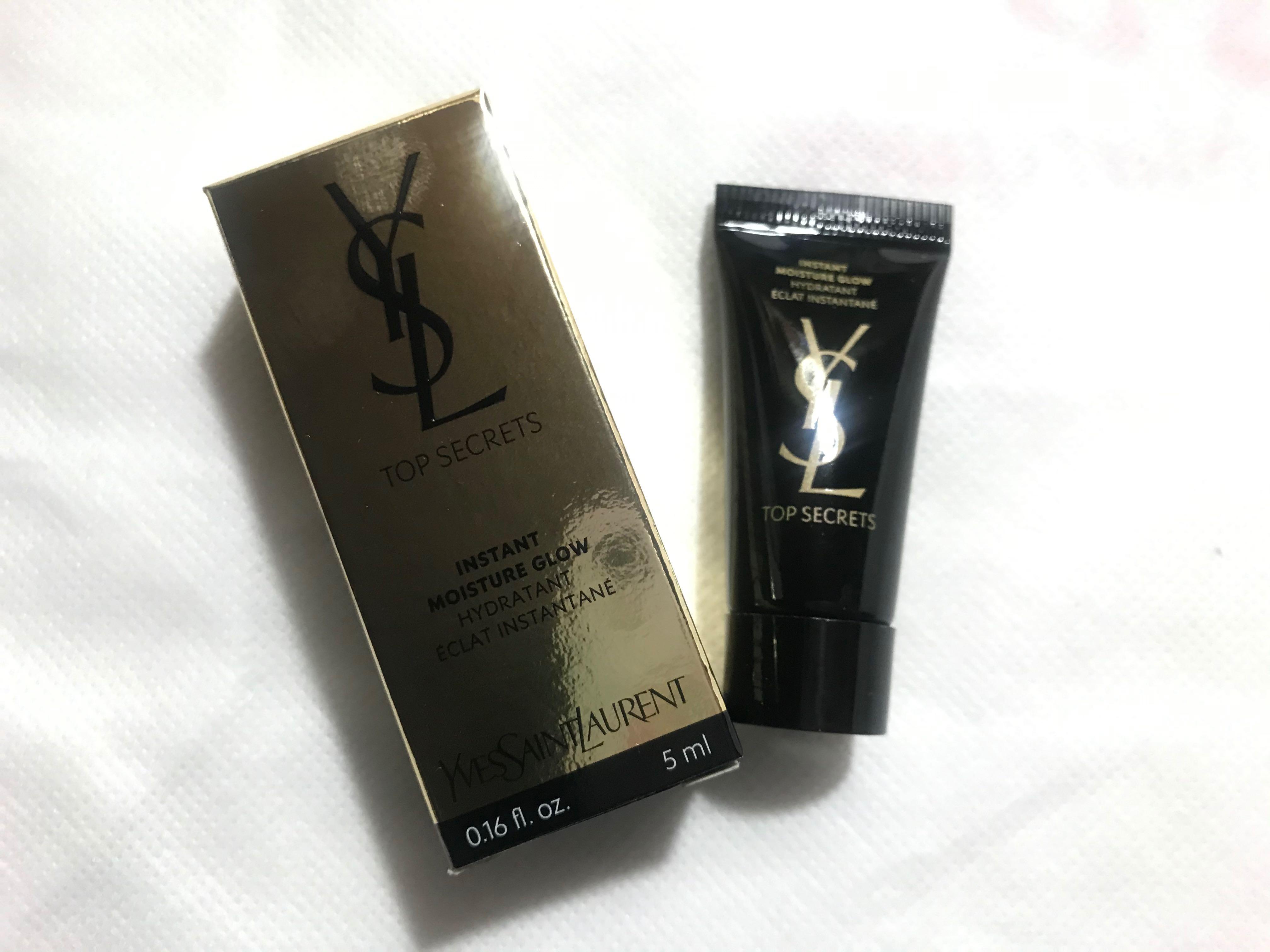 YSL Christmas Gift Box (4 classic items)