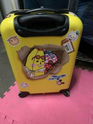 香蕉🍌先生硬殼行李箱