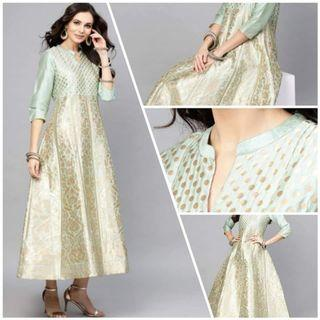 Adaa Collections   Pure Banarasi Dresses   Women Wear  