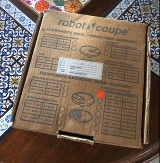 Robot Coupe Dicing Kit 5x5 (2nd hand)