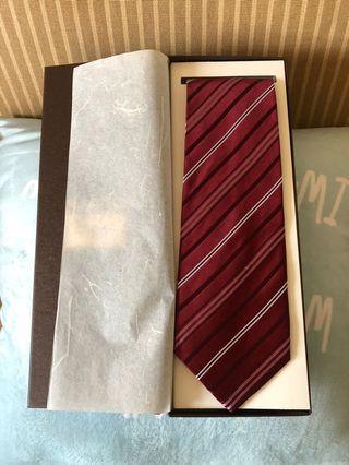碧多妮純蠶絲領帶