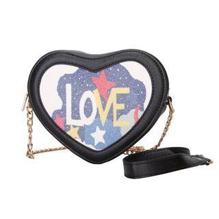 Sling Bag-love-PU